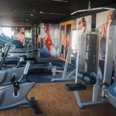 Отель Quinter Central Nha Trang фитнесс-зал фото 2