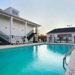 Отель Quality Inn Vicksburg бассейн фото 3