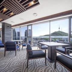 Отель Tmark Grand hotel Myeongdong Южная Корея, Сеул - отзывы, цены и фото номеров - забронировать отель Tmark Grand hotel Myeongdong онлайн интерьер отеля