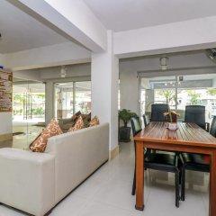 Oyo 129 Gems Park Hotel Бангкок комната для гостей фото 2