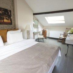 Отель B&b D&f Suites Brussels Брюссель комната для гостей фото 5