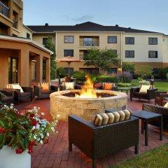 Отель Courtyard Columbus Airport США, Колумбус - отзывы, цены и фото номеров - забронировать отель Courtyard Columbus Airport онлайн фото 2