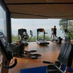 Отель Baan Plai Haad Beachfront Condominium Паттайя фитнесс-зал фото 3