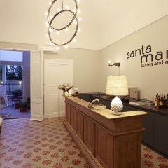Апартаменты Santa Marta Suites & Apartments Лечче спа