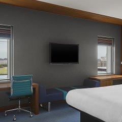 Отель Aloft London Excel Великобритания, Лондон - отзывы, цены и фото номеров - забронировать отель Aloft London Excel онлайн удобства в номере фото 2