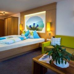 Отель Pension Restaurant Rosmarie Горнолыжный курорт Ортлер комната для гостей фото 5