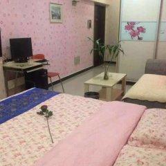 Отель Dihao Holiday Apartment Hotel Китай, Сиань - отзывы, цены и фото номеров - забронировать отель Dihao Holiday Apartment Hotel онлайн комната для гостей фото 3