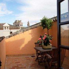 Alcazar De La Reina Hotel балкон