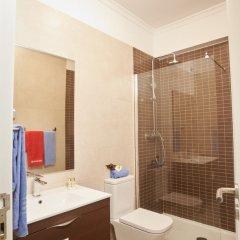 Отель Aliança ванная