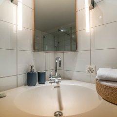 Отель Lake Side Location Bellevue Швейцария, Цюрих - отзывы, цены и фото номеров - забронировать отель Lake Side Location Bellevue онлайн ванная