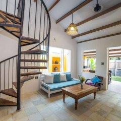 Отель An Bang Beach Hideaway Homestay Вьетнам, Хойан - отзывы, цены и фото номеров - забронировать отель An Bang Beach Hideaway Homestay онлайн комната для гостей фото 4