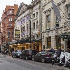Отель Spacious Flat In Central London фото 2