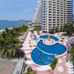 Отель Playa Suites пляж