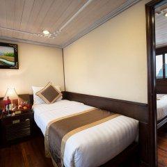 Отель Pelican Halong Cruise комната для гостей фото 4