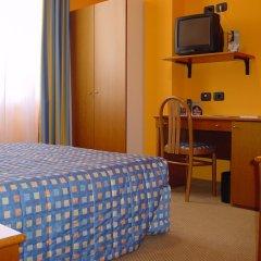 Отель Columbus Sea Генуя сейф в номере