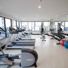 Hope Land Hotel Sukhumvit 8 фитнесс-зал фото 3