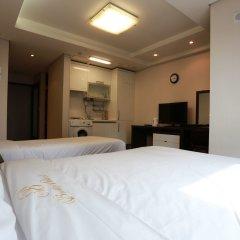 Отель Brown Suites Seoul Южная Корея, Сеул - 1 отзыв об отеле, цены и фото номеров - забронировать отель Brown Suites Seoul онлайн удобства в номере