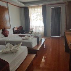 Отель Lanta Paradise Beach Resort комната для гостей