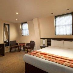 Отель Corus Hotel Hyde Park Великобритания, Лондон - отзывы, цены и фото номеров - забронировать отель Corus Hotel Hyde Park онлайн комната для гостей фото 5