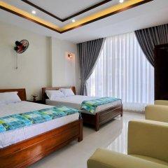 Duy Phuoc Hotel комната для гостей фото 5