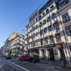 Отель Villa Royale Hotel Бельгия, Брюссель - 3 отзыва об отеле, цены и фото номеров - забронировать отель Villa Royale Hotel онлайн