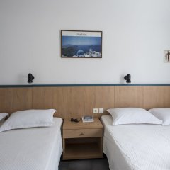 Отель Romani Studios Perissa Греция, Остров Санторини - отзывы, цены и фото номеров - забронировать отель Romani Studios Perissa онлайн комната для гостей фото 4