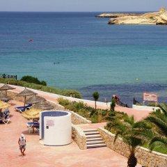 Отель Regency Hotel and Spa Тунис, Монастир - отзывы, цены и фото номеров - забронировать отель Regency Hotel and Spa онлайн пляж