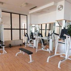 Отель Orient Palace Сусс фитнесс-зал