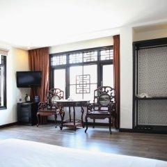 Thanhbinh Ii Antique Hotel Хойан комната для гостей