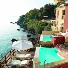 Отель Corfu Imperial, Grecotel Exclusive Resort балкон