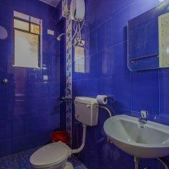 Отель OYO 12928 Home Modern 2 BHK Trinity Beach Гоа ванная фото 2