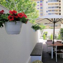 Отель Rainbow House Португалия, Лиссабон - отзывы, цены и фото номеров - забронировать отель Rainbow House онлайн балкон