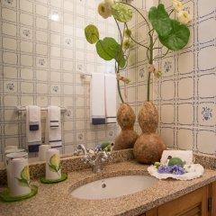 Отель Casa Dos Varais, Manor House Португалия, Ламего - отзывы, цены и фото номеров - забронировать отель Casa Dos Varais, Manor House онлайн ванная
