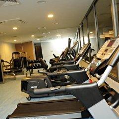 Отель Orfeus Queen Сиде фитнесс-зал фото 2