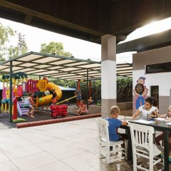 Sherwood Greenwood Resort – All Inclusive Турция, Кемер - 4 отзыва об отеле, цены и фото номеров - забронировать отель Sherwood Greenwood Resort – All Inclusive онлайн детские мероприятия
