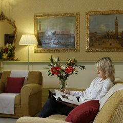 Ruzzini Palace Hotel интерьер отеля