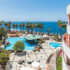 Отель Royal Savoy Португалия, Фуншал - отзывы, цены и фото номеров - забронировать отель Royal Savoy онлайн пляж фото 2
