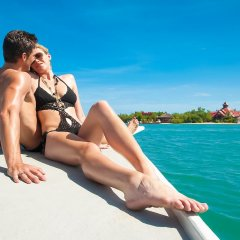 Отель Sandals Royal Caribbean & Private Island All Inclusive Couples Only фитнесс-зал фото 2