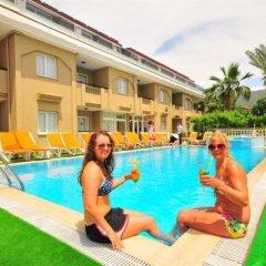 Ozturk Apart Hotel Мармарис бассейн фото 2