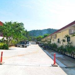 Отель Golden Bay Cottage парковка