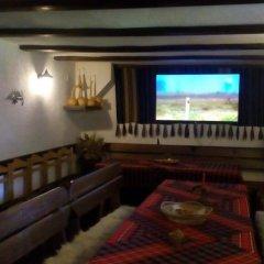 Отель Hadjipopov Green Lodge Банско интерьер отеля