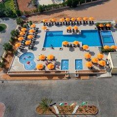 City Stay Beach Hotel Apartments бассейн
