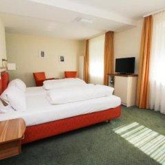 Hotel Leopold Мюнхен комната для гостей фото 2