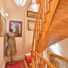 Апартаменты Faik Pasha Suites & Apartments Стамбул интерьер отеля