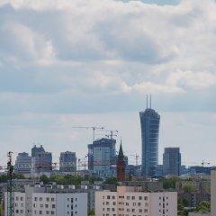 Апартаменты P&O Apartments Arkadia Варшава городской автобус