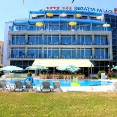 Отель Regatta Palace - All Inclusive Light бассейн фото 2