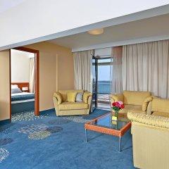 Отель Globus - Half Board Болгария, Солнечный берег - отзывы, цены и фото номеров - забронировать отель Globus - Half Board онлайн комната для гостей