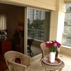 Отель Puerto Madero Apart балкон