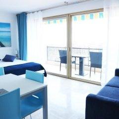 Отель Cannes Marina Golf Франция, Мандельё-ла-Напуль - отзывы, цены и фото номеров - забронировать отель Cannes Marina Golf онлайн комната для гостей фото 4