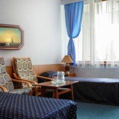 Гостиница Пансионат Нева Интернейшенел комната для гостей фото 5